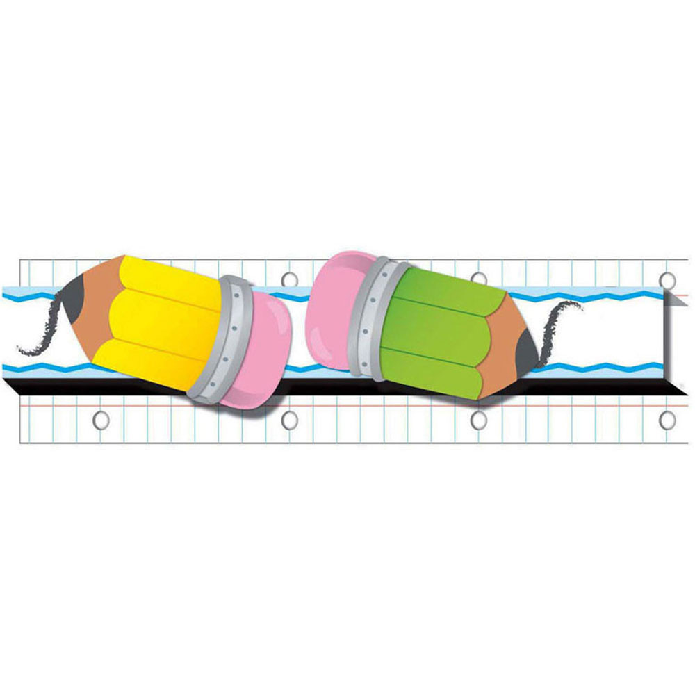 CD-108055 - Pop-Its Pencils in Border/trimmer