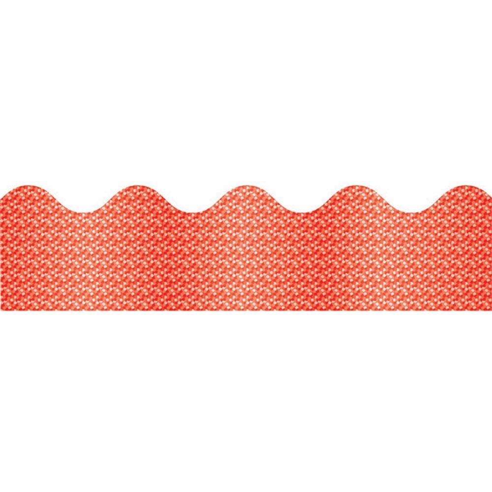 CD-108096 - Red Sparkle Border in Border/trimmer