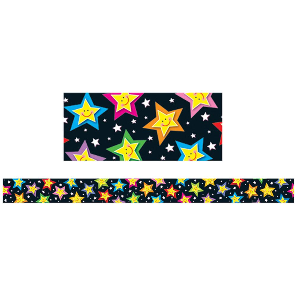 CD-108101 - Stars Border in Border/trimmer