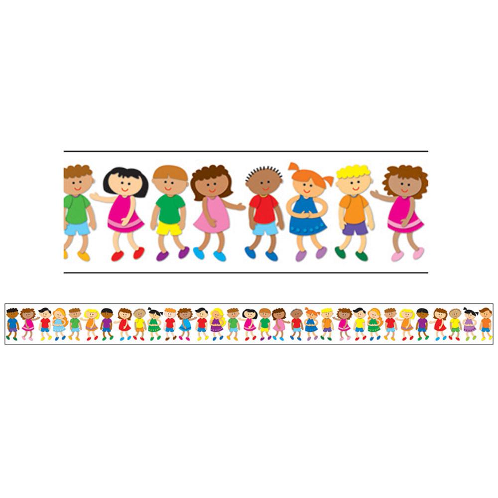Kids Border Cd 108103 Carson Dellosa