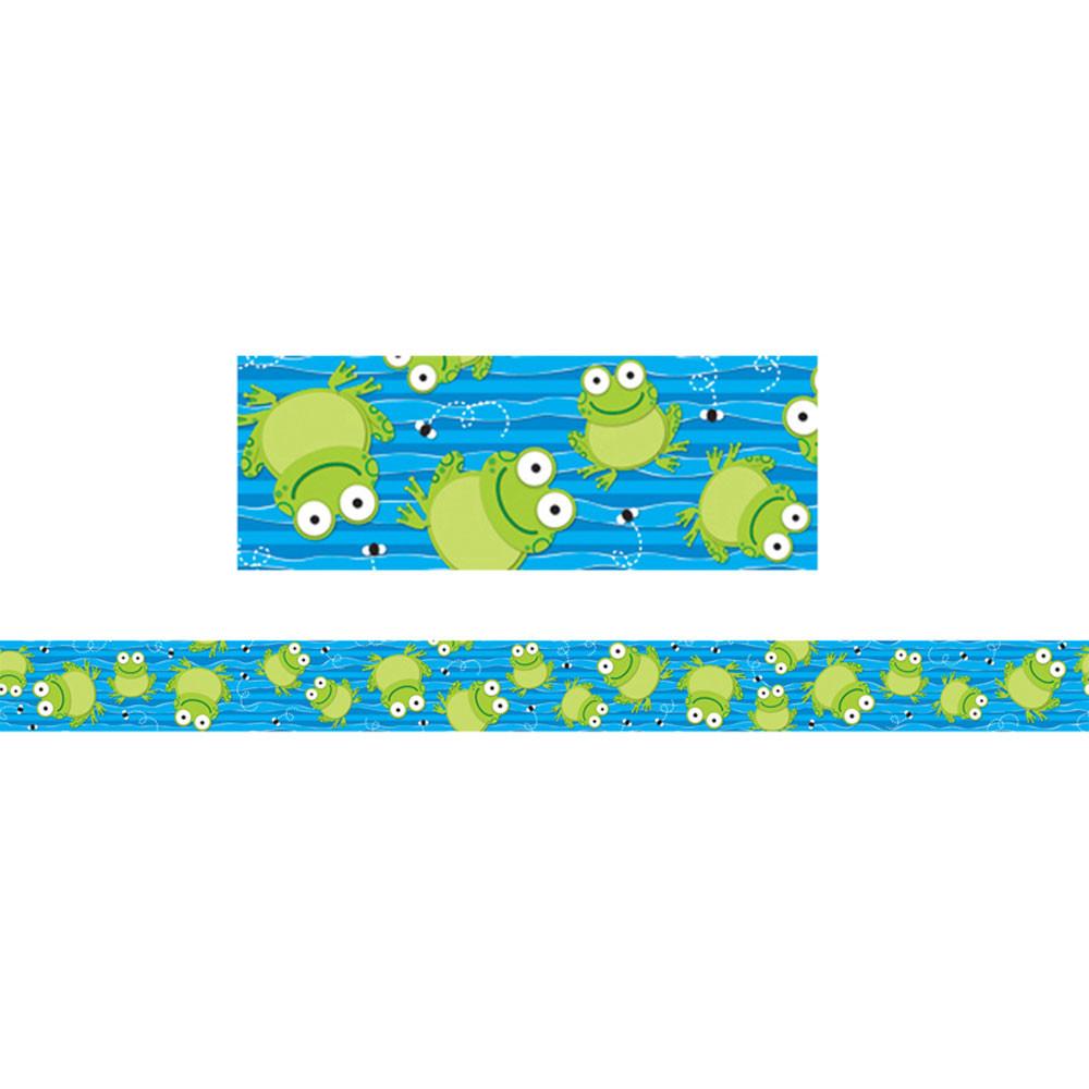 CD-108110 - Frogs Border in Border/trimmer