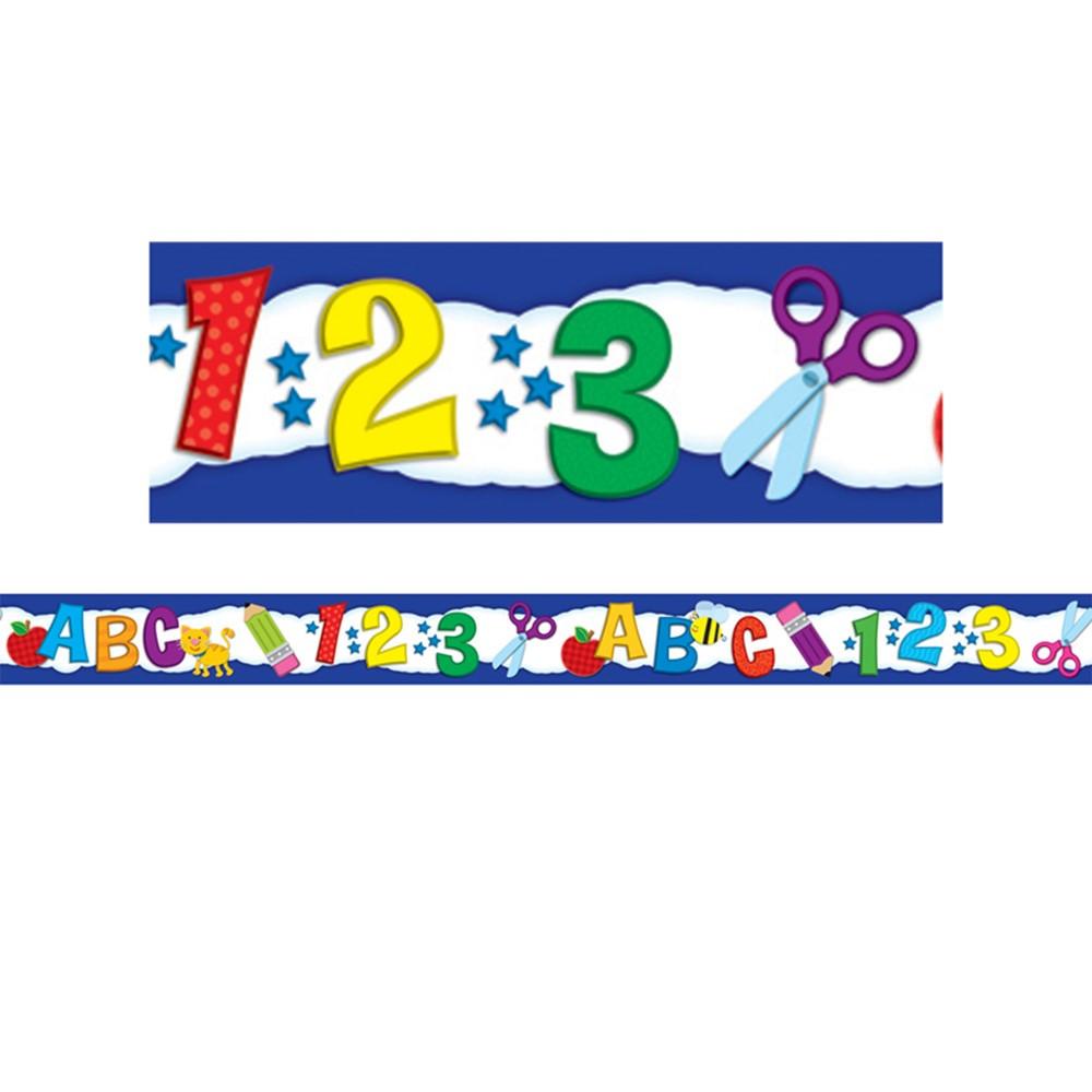 CD-108111 - School Fun Border in Border/trimmer