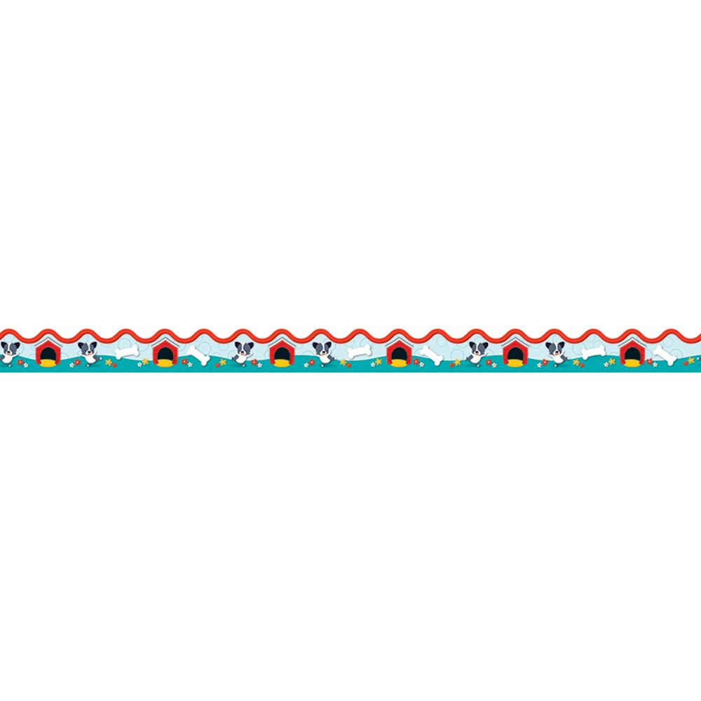 CD-108193 - Hot Diggity Dogs Scalloped Border in Border/trimmer