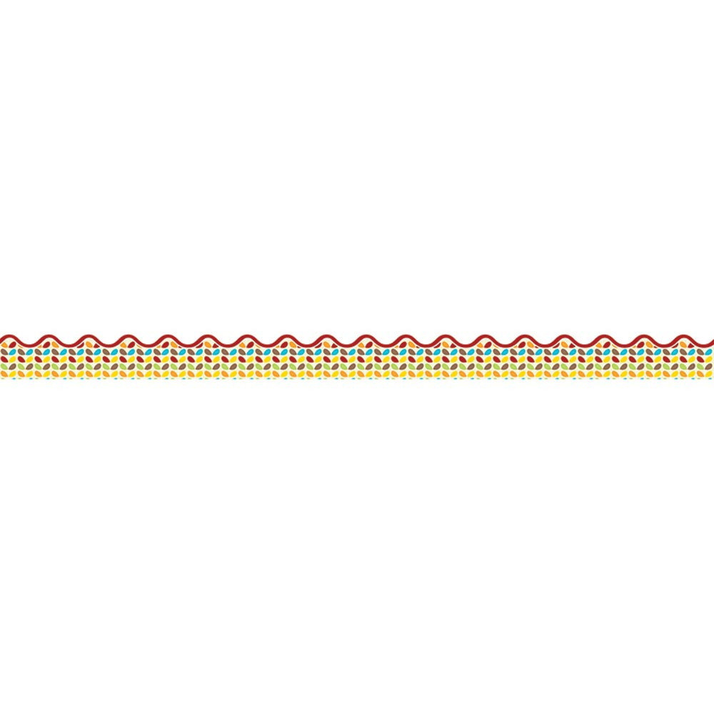 CD-108267 - Hipster Sprouts Scalloped Borders in Border/trimmer