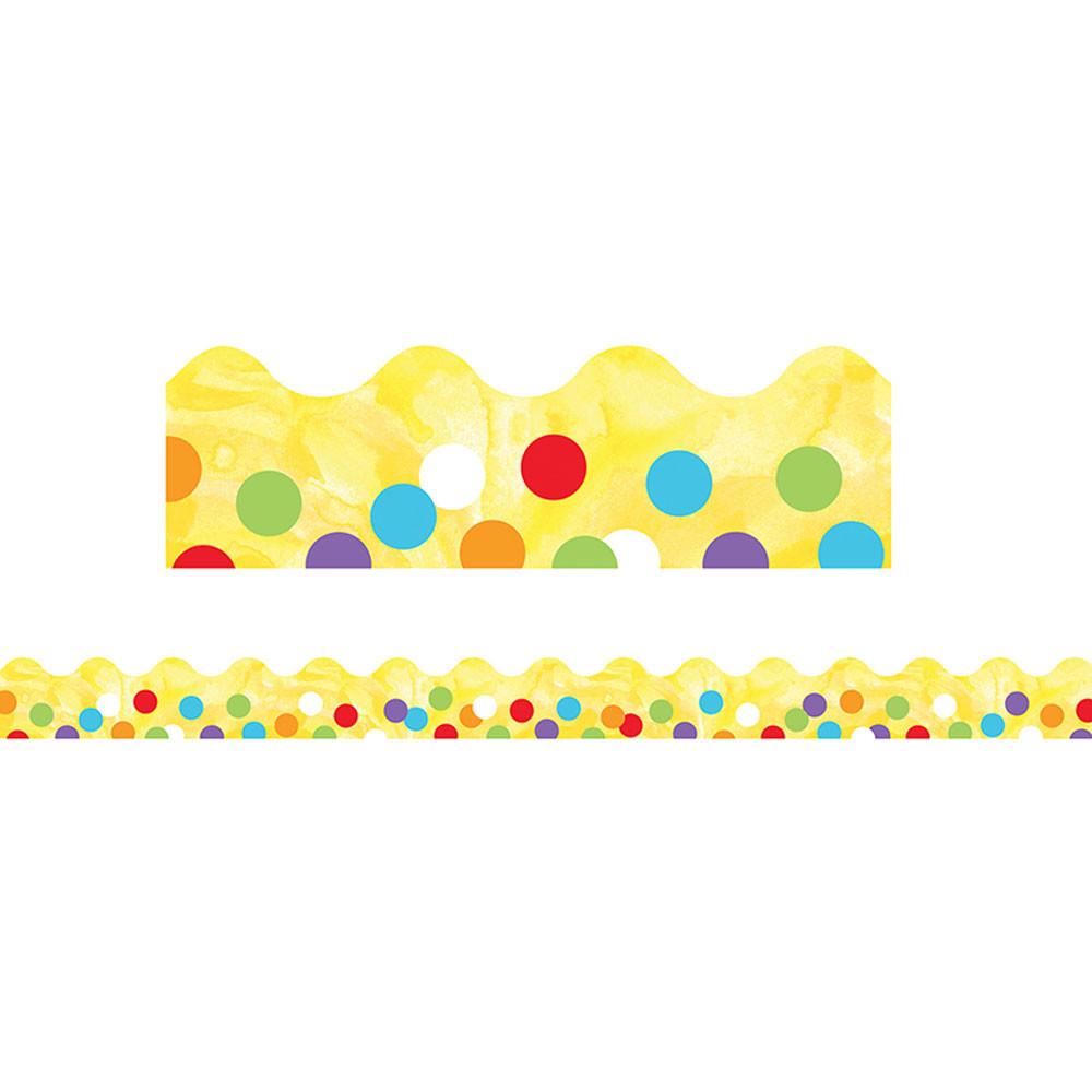CD-108301 - Confetti Scalloped Border in Border/trimmer
