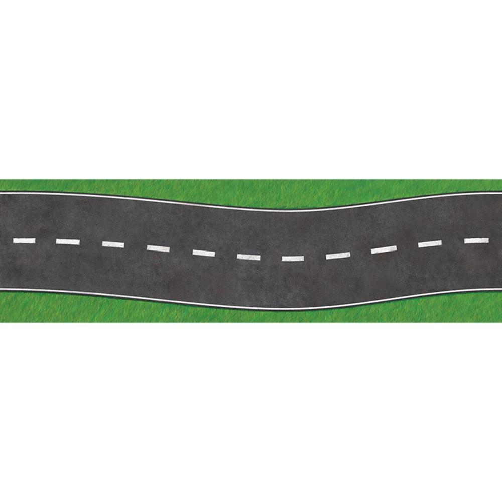 CD-110081 - Road Bb Sets-Big Borders Gr Pk-5 in Border/trimmer