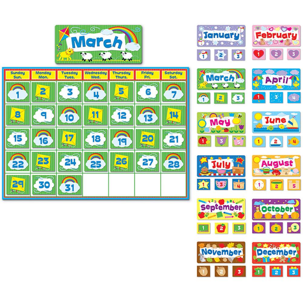 CD-110113 - Bbs Complete Calendar Kit in Calendars