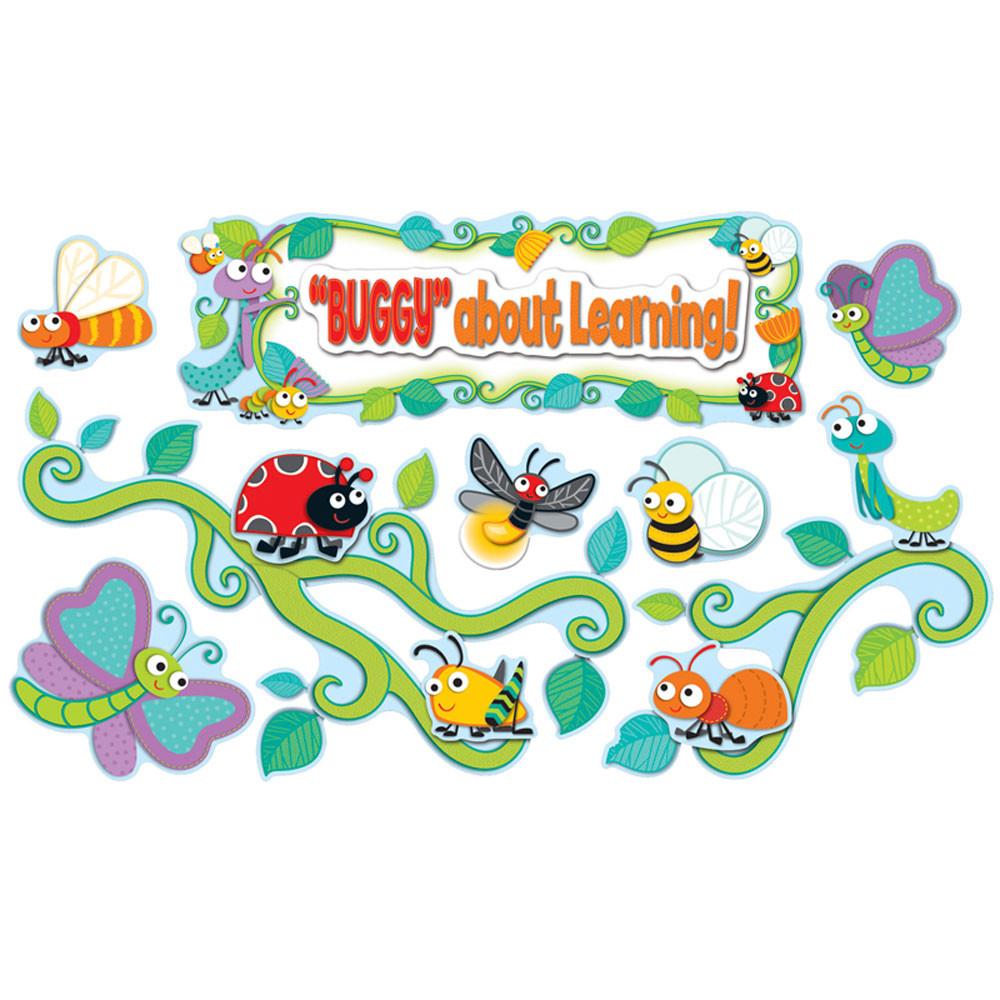 Buggy For Bugs Bulletin Board Set