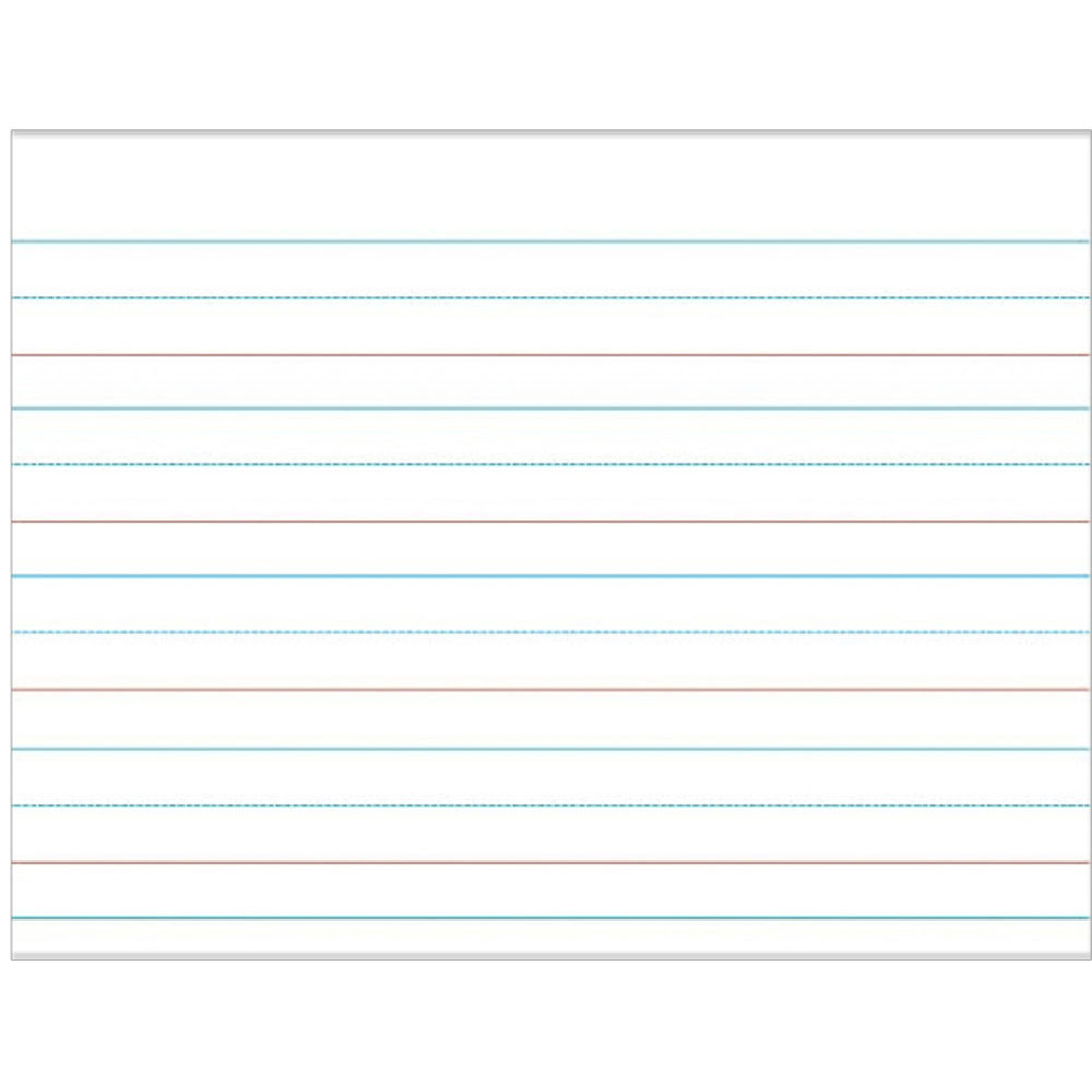 CD-114090 - Handwriting Paper Laminated Chartlet in Language Arts