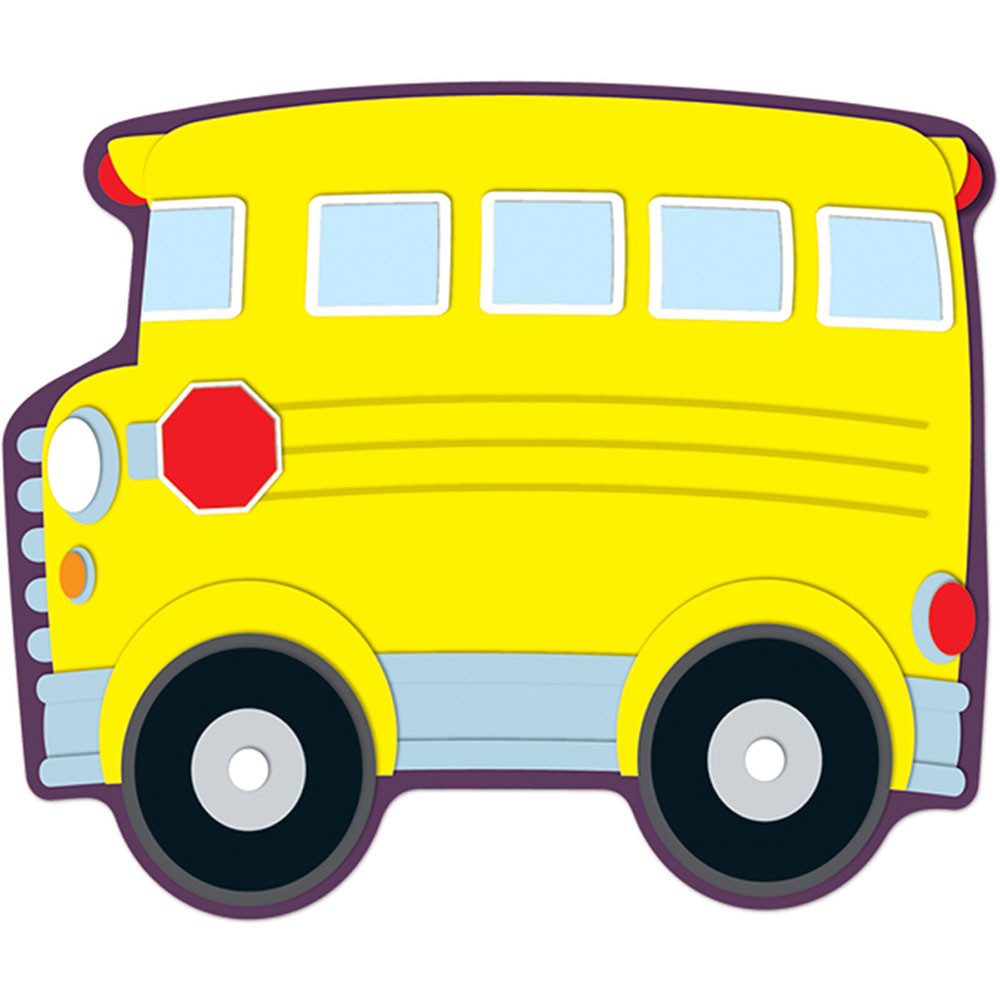 CD-120097 - School Bus Accents in Accents