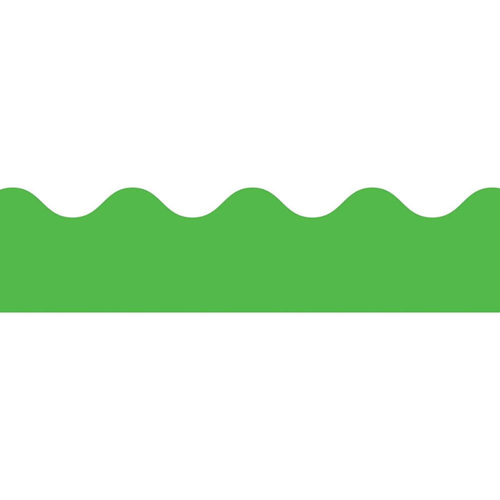 CD-1212 - Border Green Scalloped in Border/trimmer
