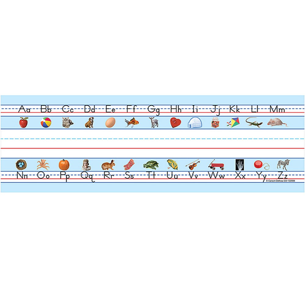CD-122006 - Deskplates Alphabet - Traditional in Name Plates