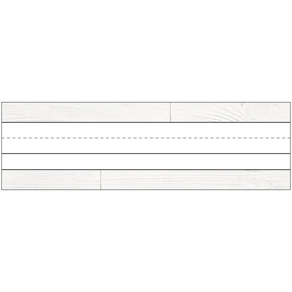 CD-122038 - Industrial Chic Shiplap Nameplates School Girl Style in Name Plates