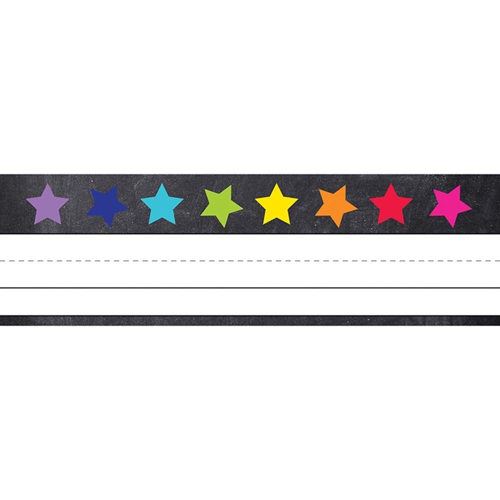 CD-122039 - Stars Nameplates School Girl Style in Name Plates
