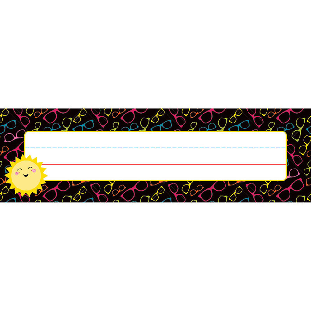 CD-122130 - School Pop Nameplates in Name Plates