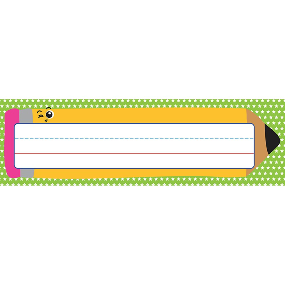 School Tools Nameplates Cd 122132 Carson Dellosa