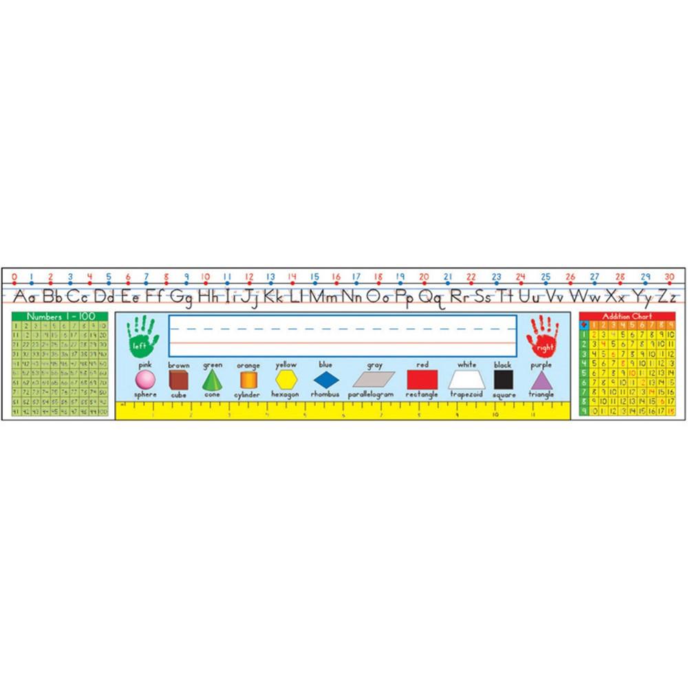 CD-124001 - Traditional Manuscript Nameplates Gr 1-3 in Name Plates