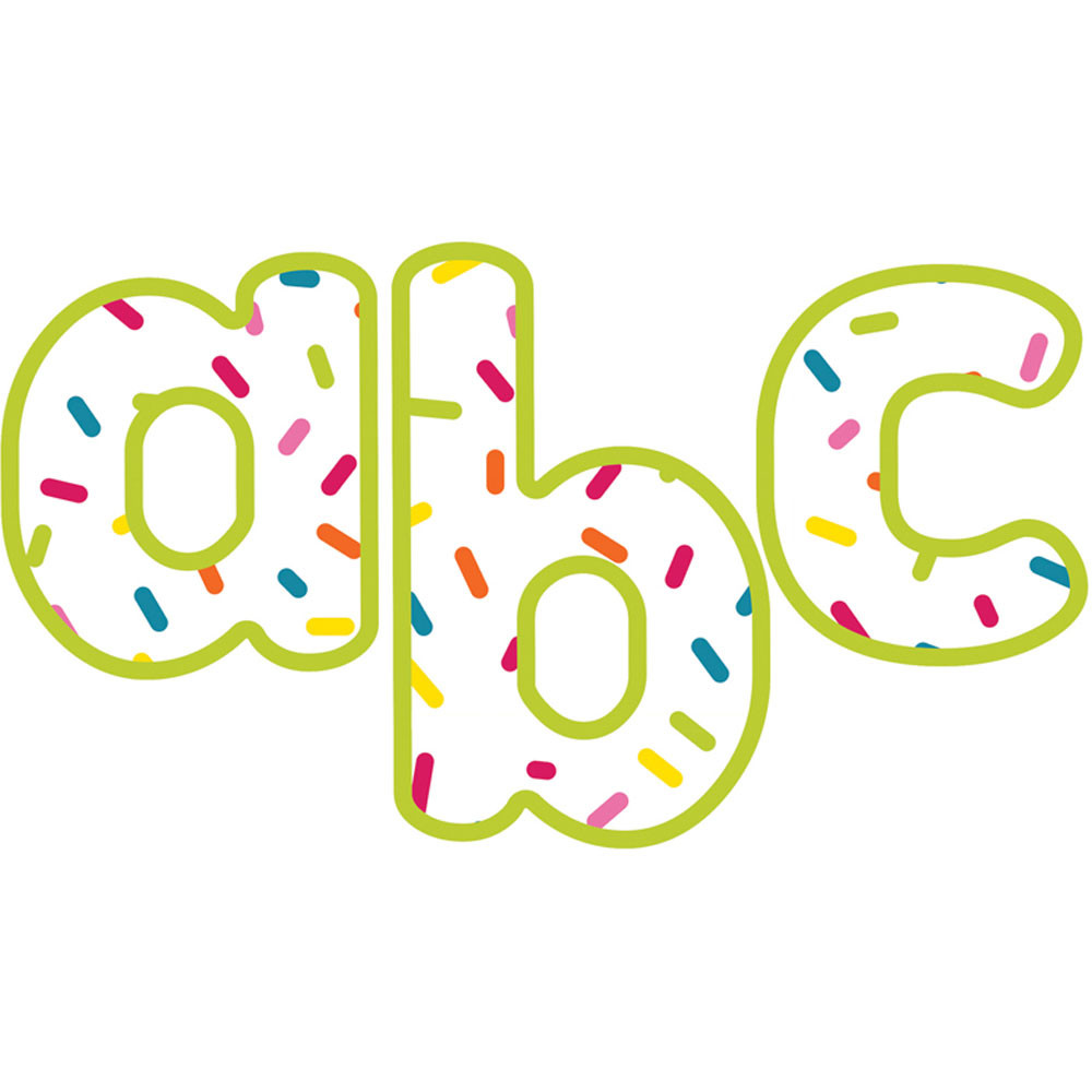 CD-130075 - School Pop Lowercase Ez Letters in Letters