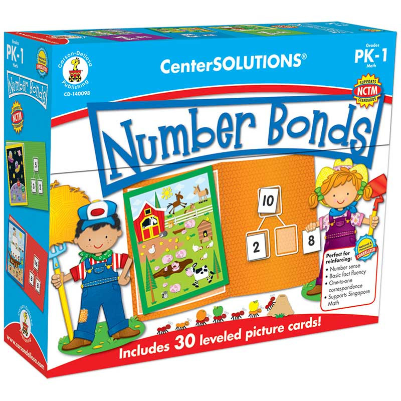 CD-140098 - Number Bonds Game in Math