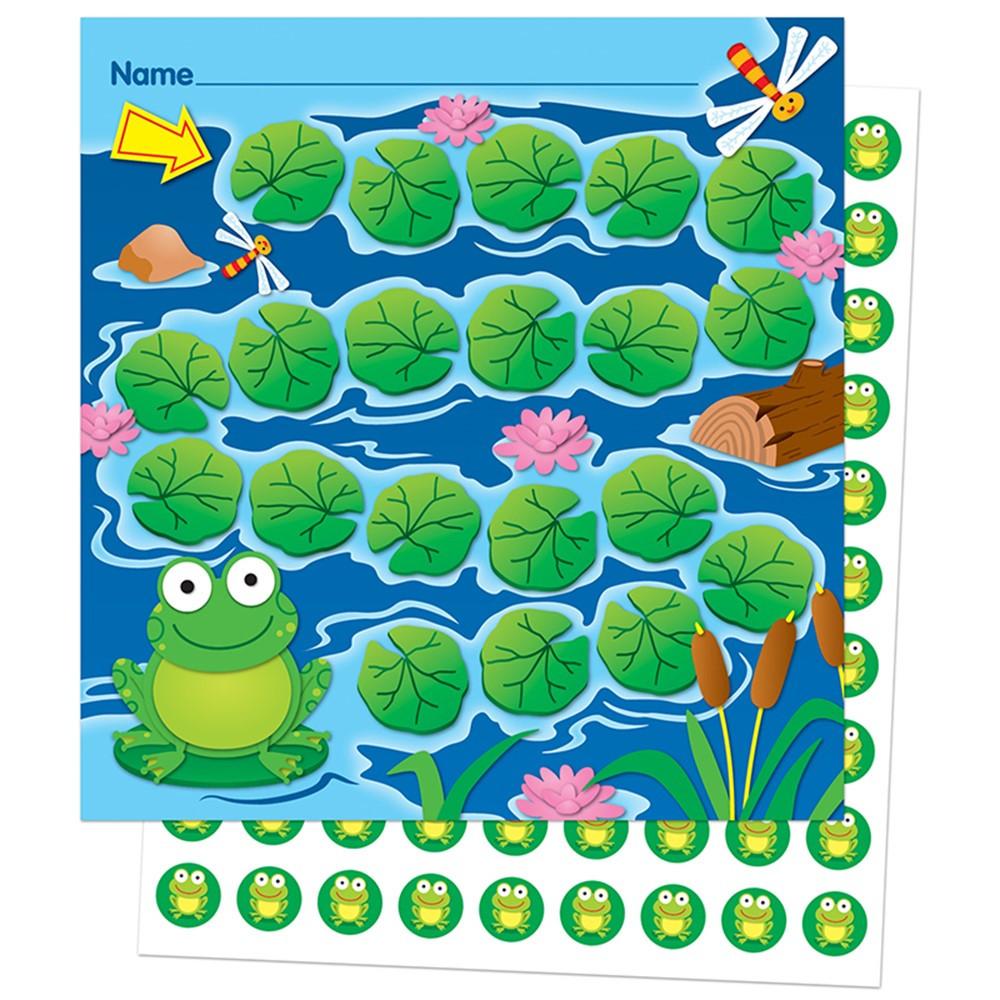 CD-148007 - Frog Mini Incentive Charts in Incentive Charts