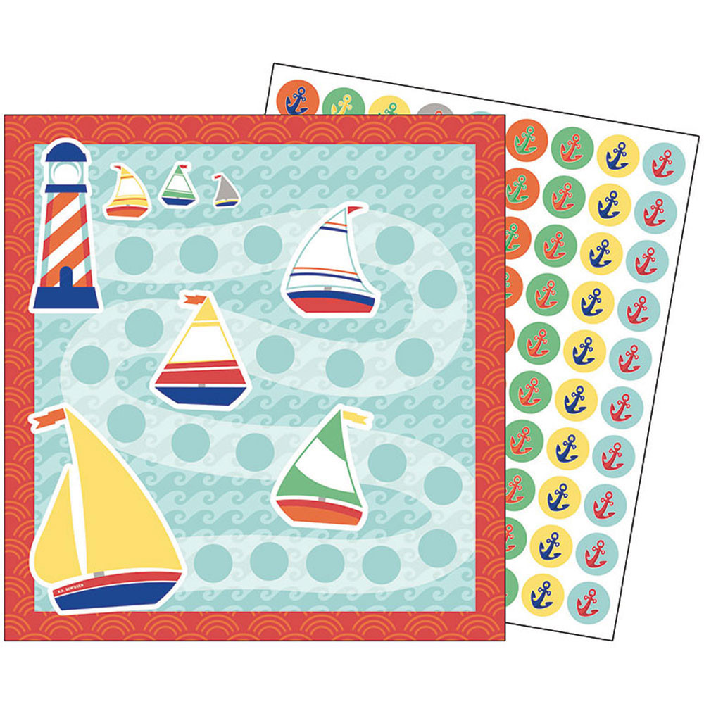 CD-148033 - Ss Discover Mini Chart Gr Pk-5 Incentive in Incentive Charts