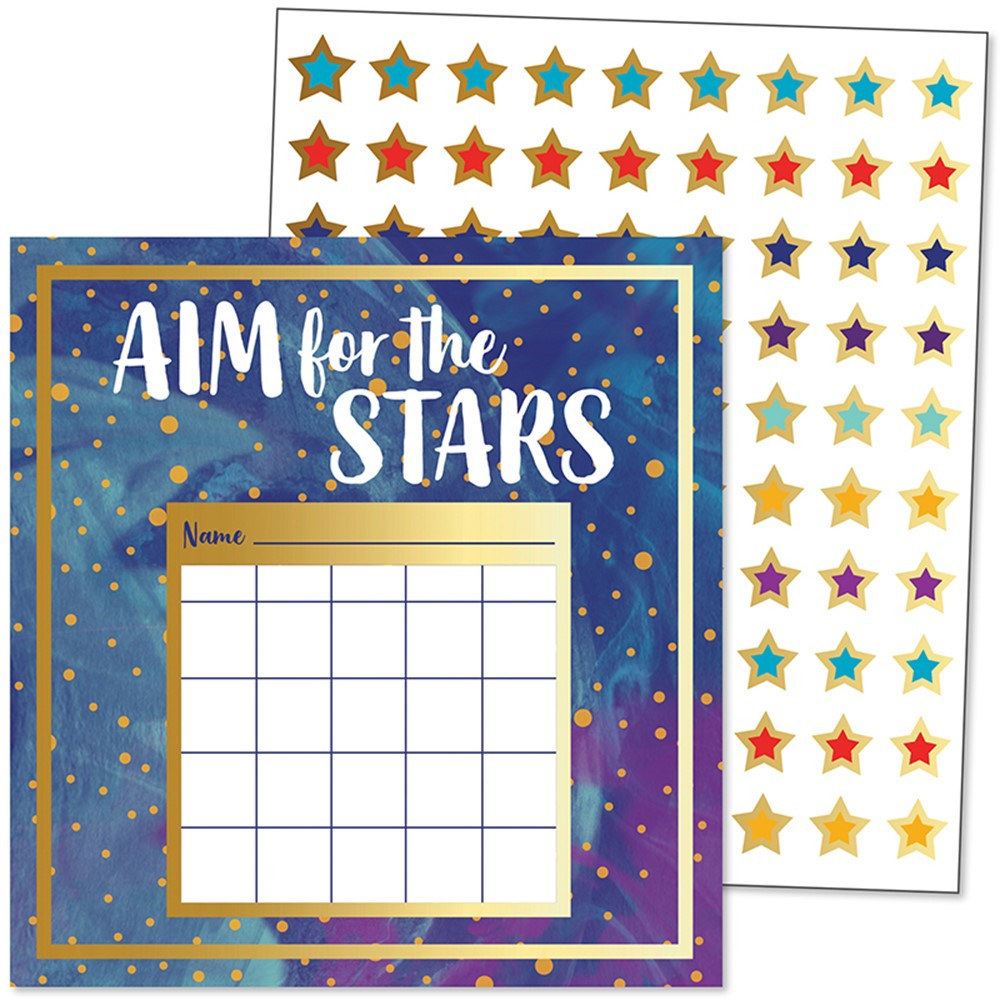 CD-148038 - Galaxy Mini Incentive Charts in Incentive Charts