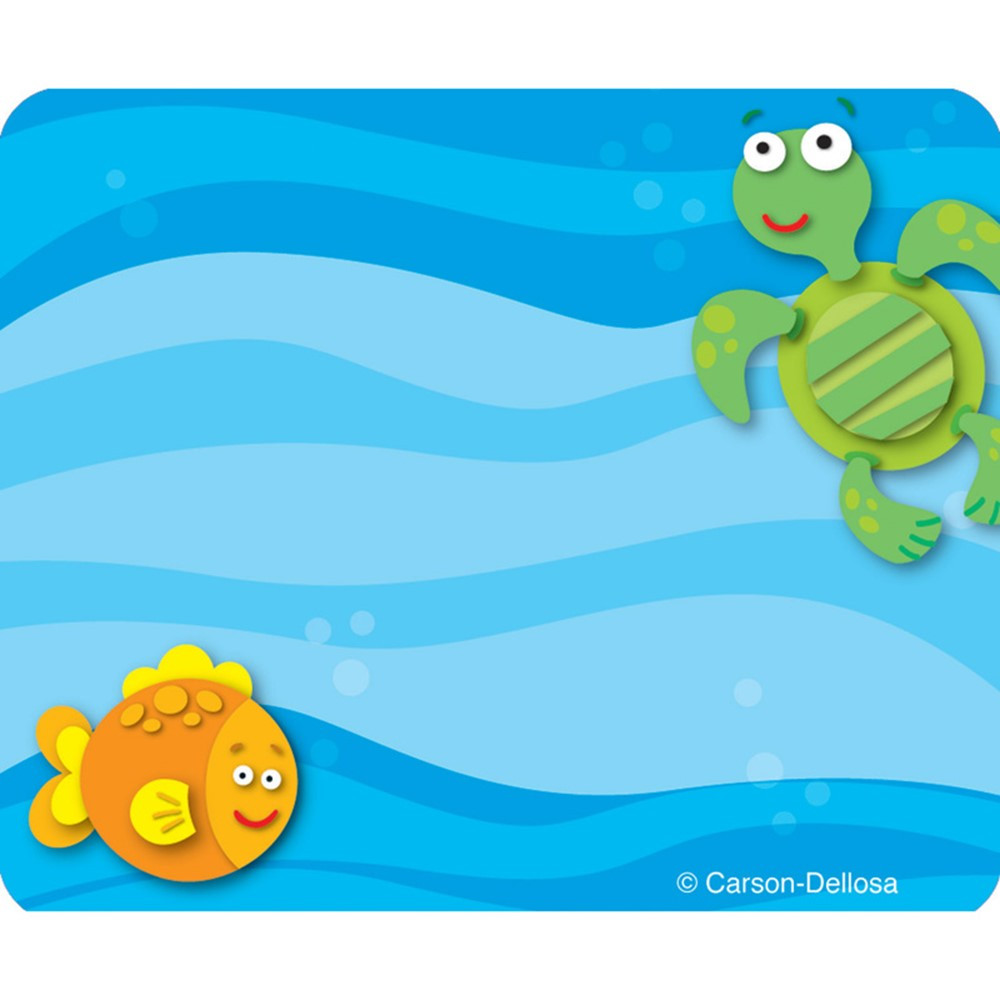 CD-150009 - Sea Life Name Tags in Name Tags