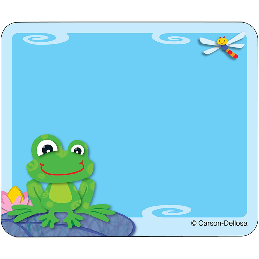 CD-150024 - Funky Frogs Name Tags in Name Tags