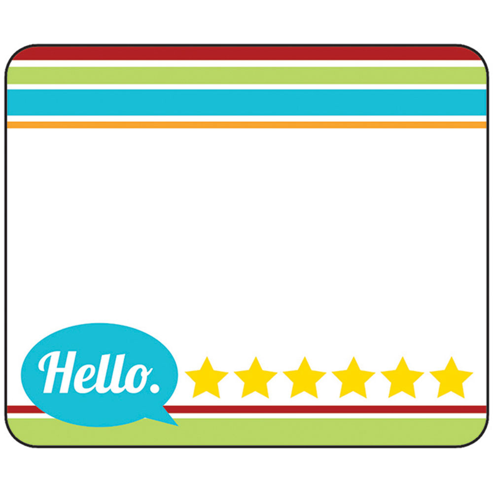 CD-150049 - Hipster Name Tags in Name Tags