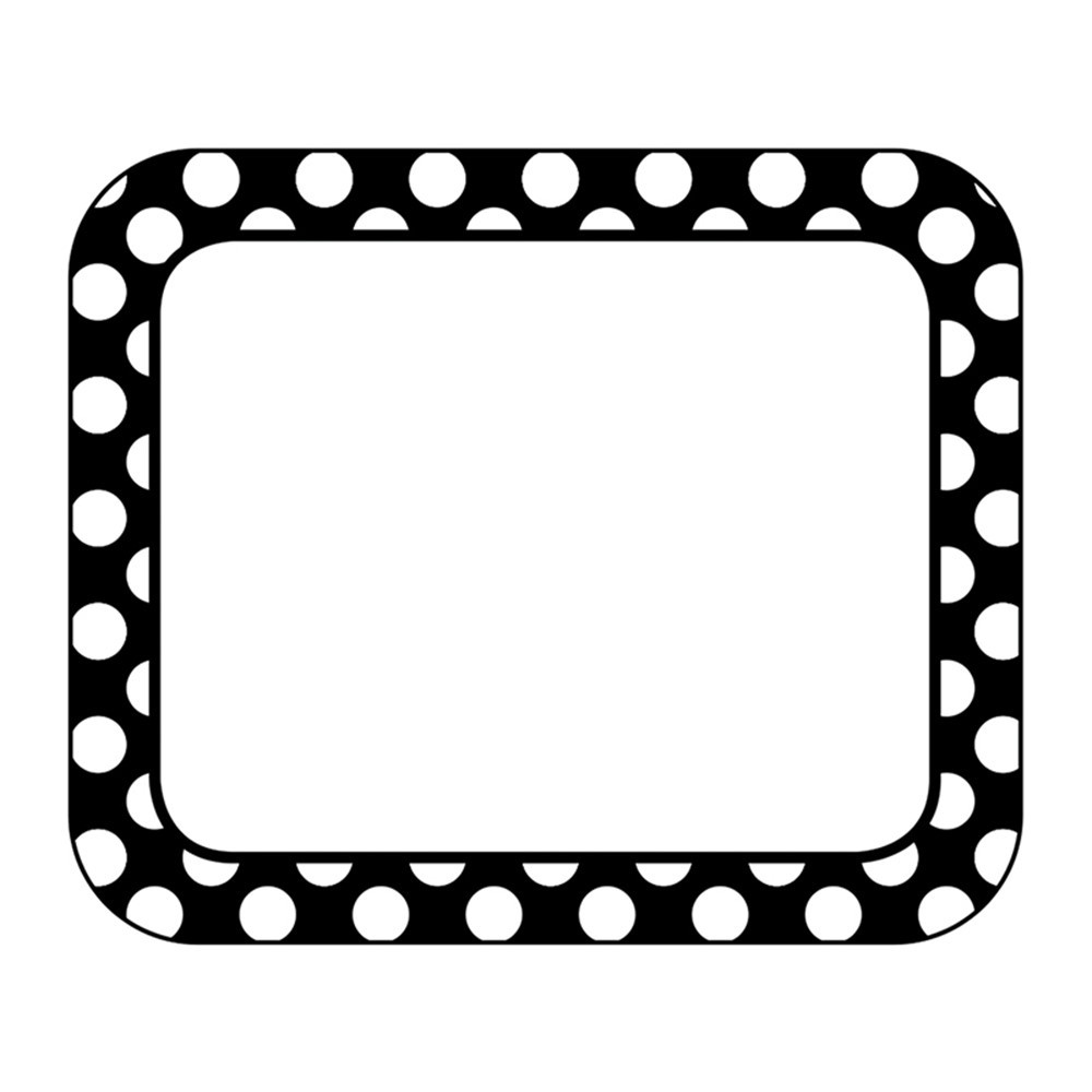 CD-150066 - Simply Stylish Name Tags in Name Tags