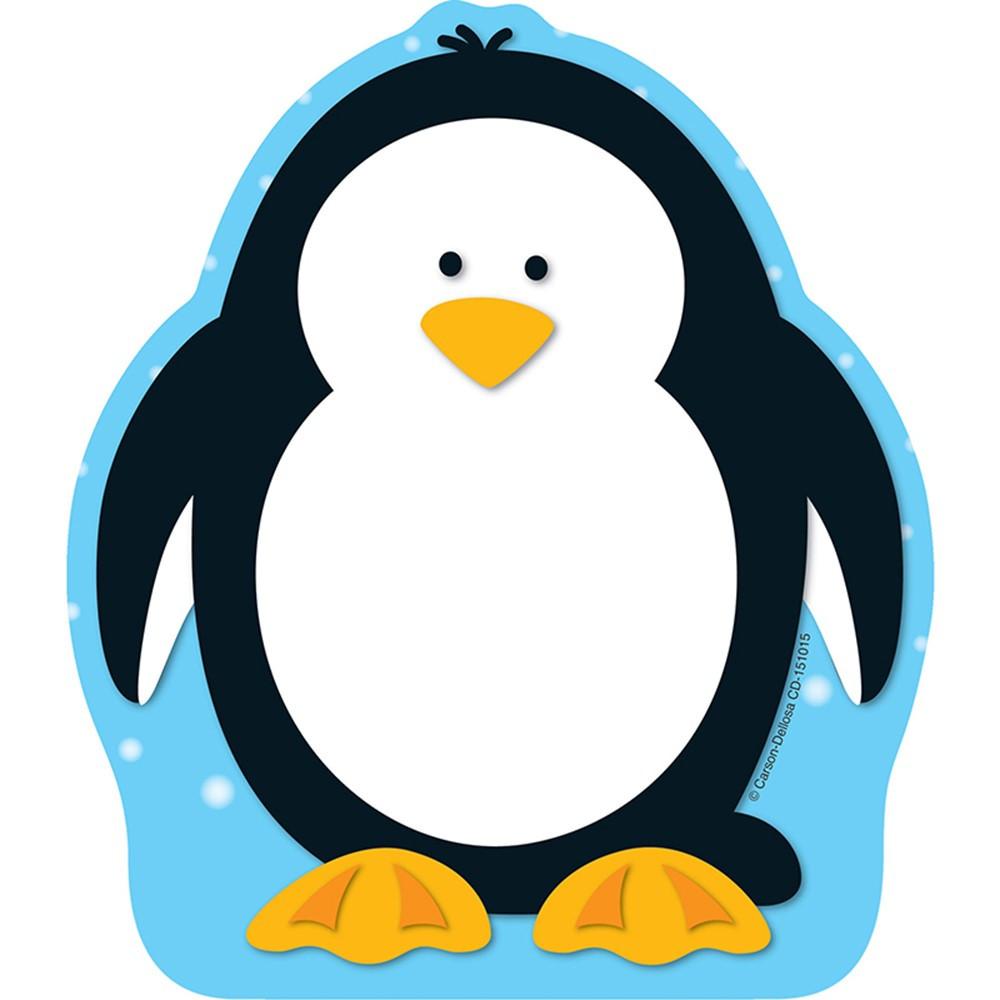 CD-151015 - Penguin Notepad in Holiday/seasonal