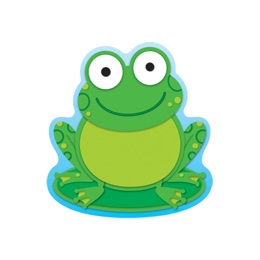CD-151028 - Frog Notepad in Note Pads
