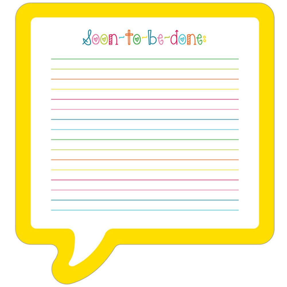 CD-151085 - School Pop Notepad in Note Pads