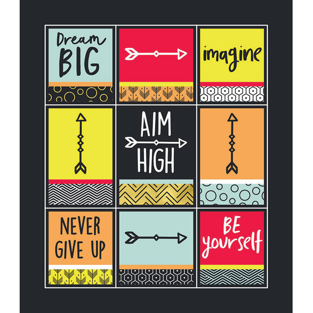 CD-168246 - Aim High Prize Stickers Gr Pk-5 in Stickers