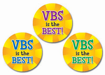 CD-268026 - Vbs Is The Best Stickers in Inspirational