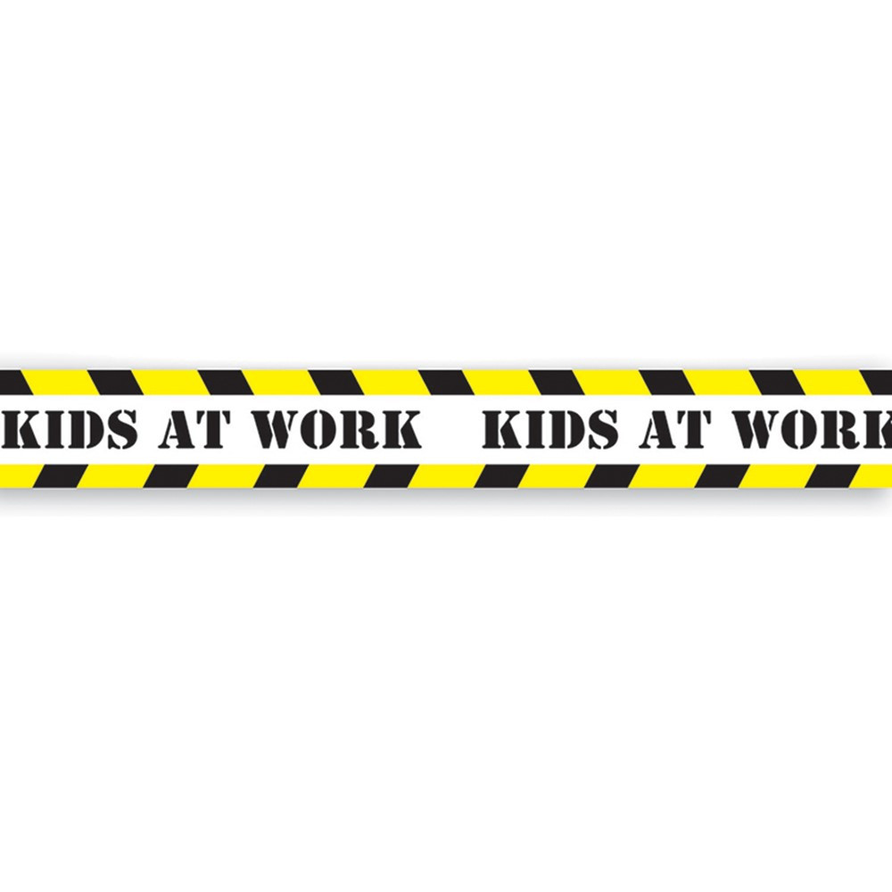 CD-3315 - Border Kids At Work 36 Straight in Border/trimmer