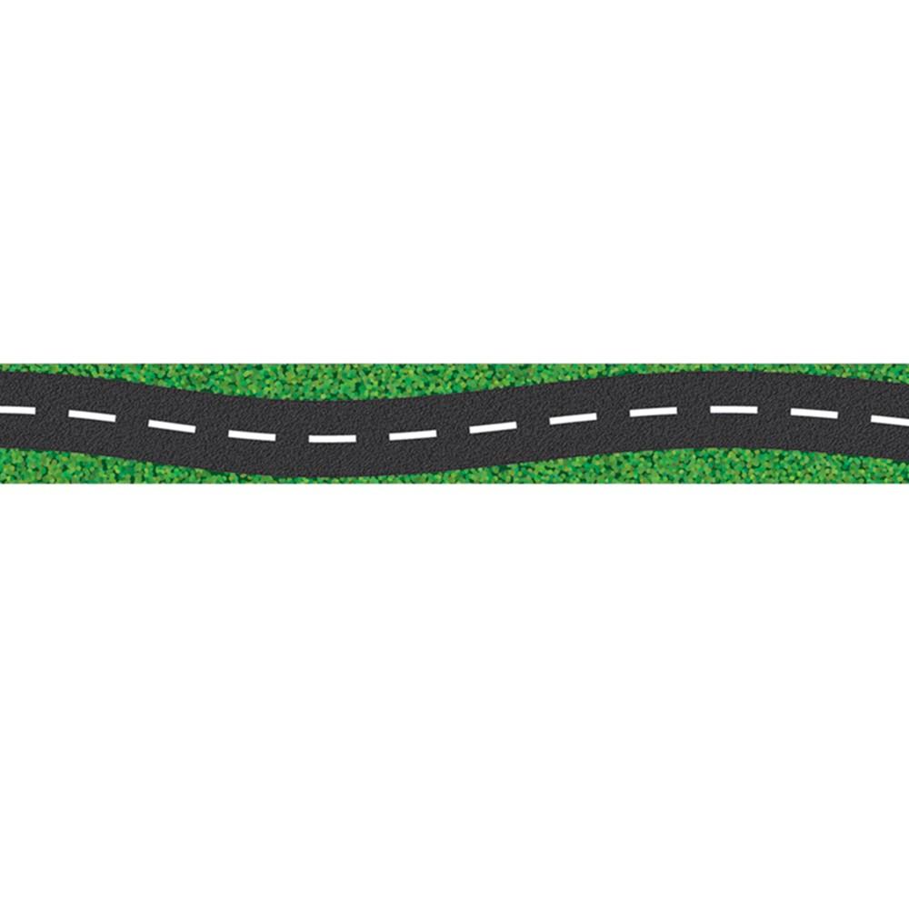 CD-3333 - Road in Border/trimmer