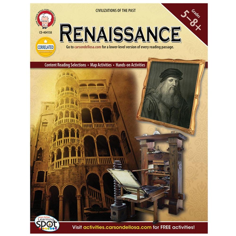 CD-404158 - Renaissance in History