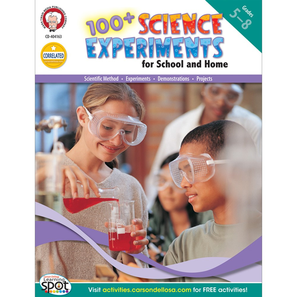 CD-404163 - Science Experiments in Experiments