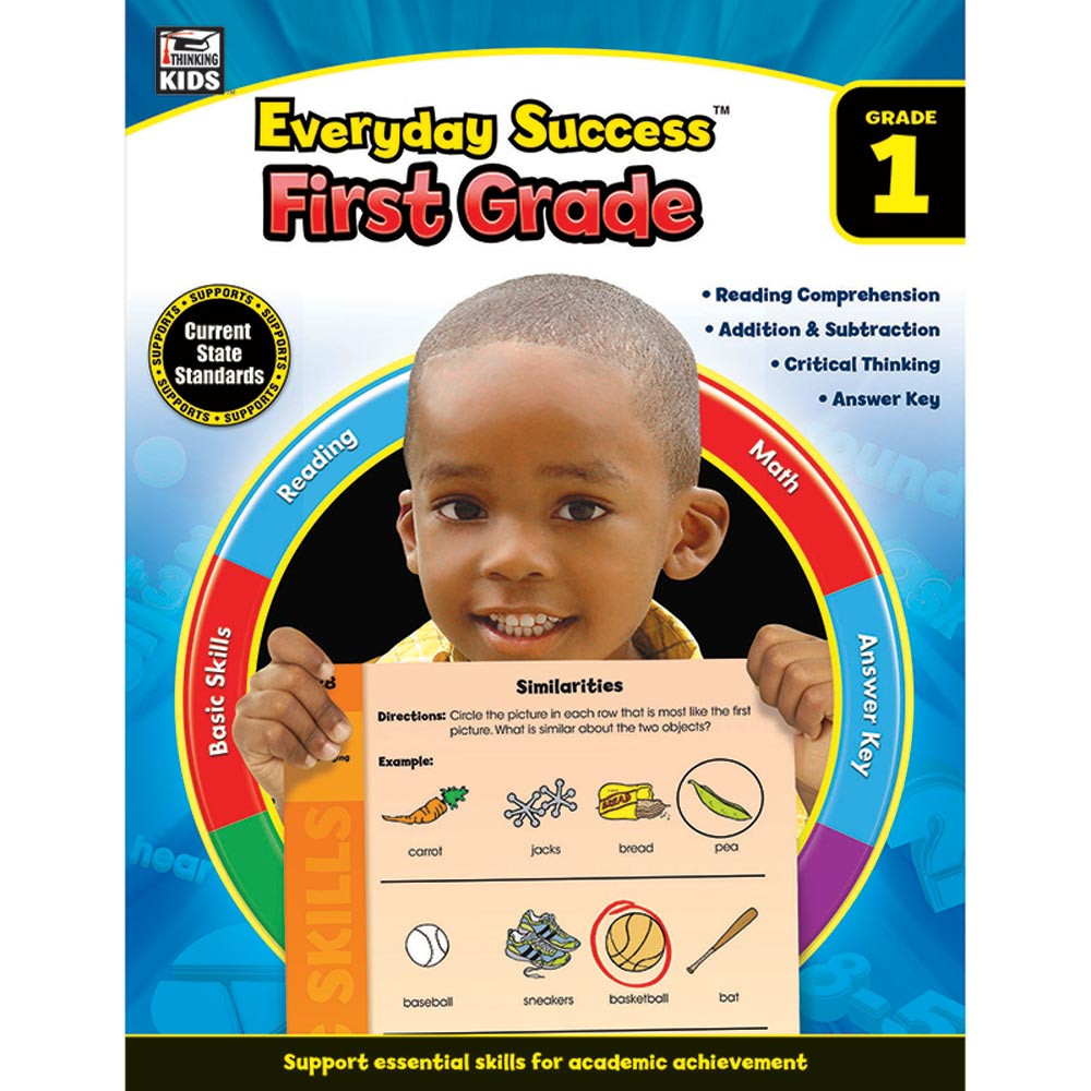 CD-704677 - Everyday Success Gr 1 in Cross-curriculum Resources