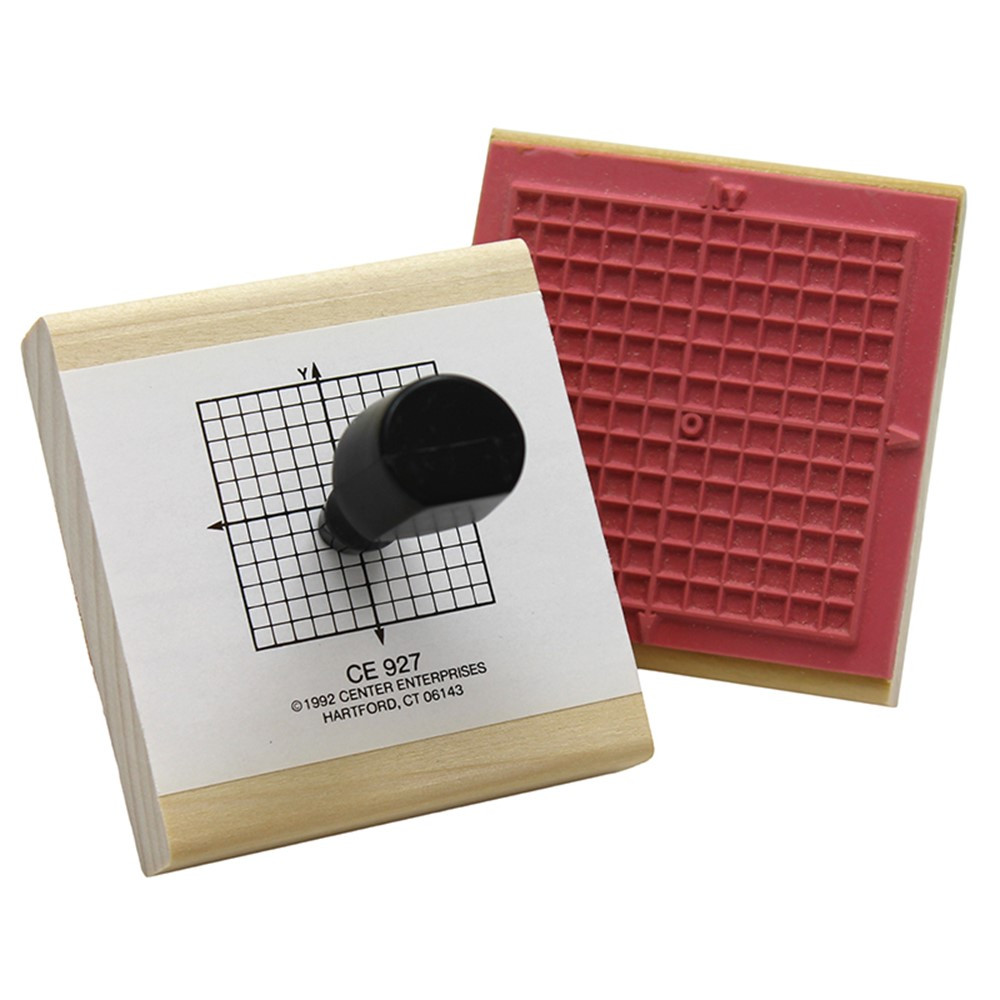 CE-927 - X-Y Axis Stamp in Stamps & Stamp Pads