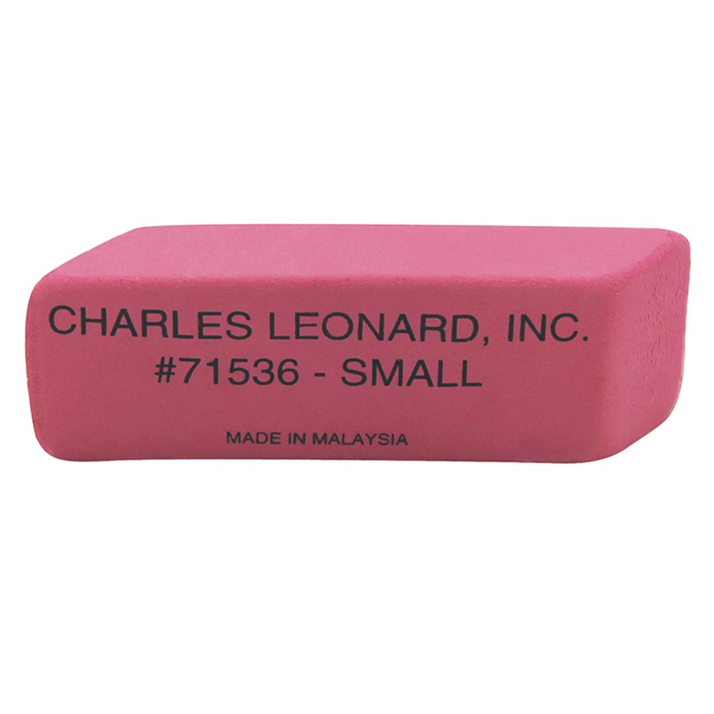 CHL71536 - 36/Bx Pink Economy Wedge Erasers Small in Erasers