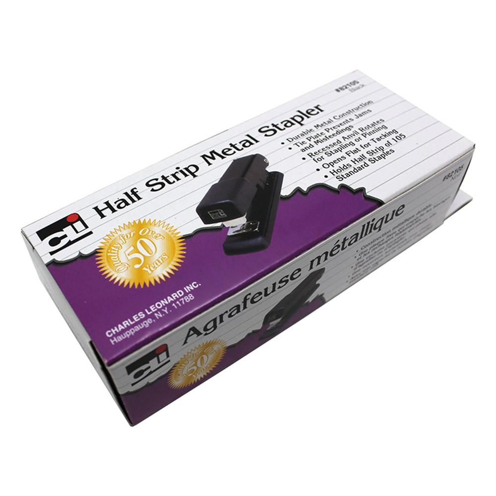 CHL82105 - Metal Staplers Half Strip in Staplers & Accessories