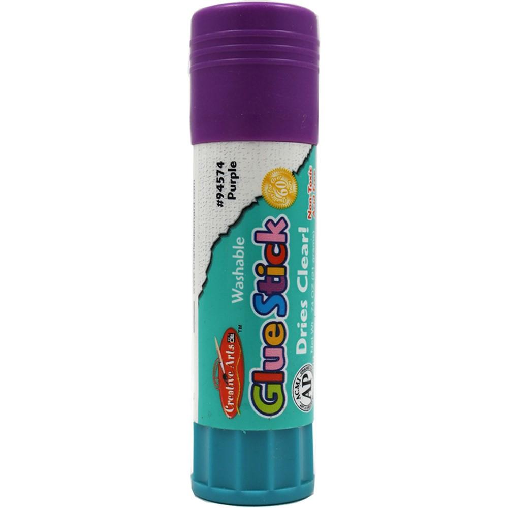 CHL94574 - Economy Glue Stick .74Oz Purple in Glue/adhesives