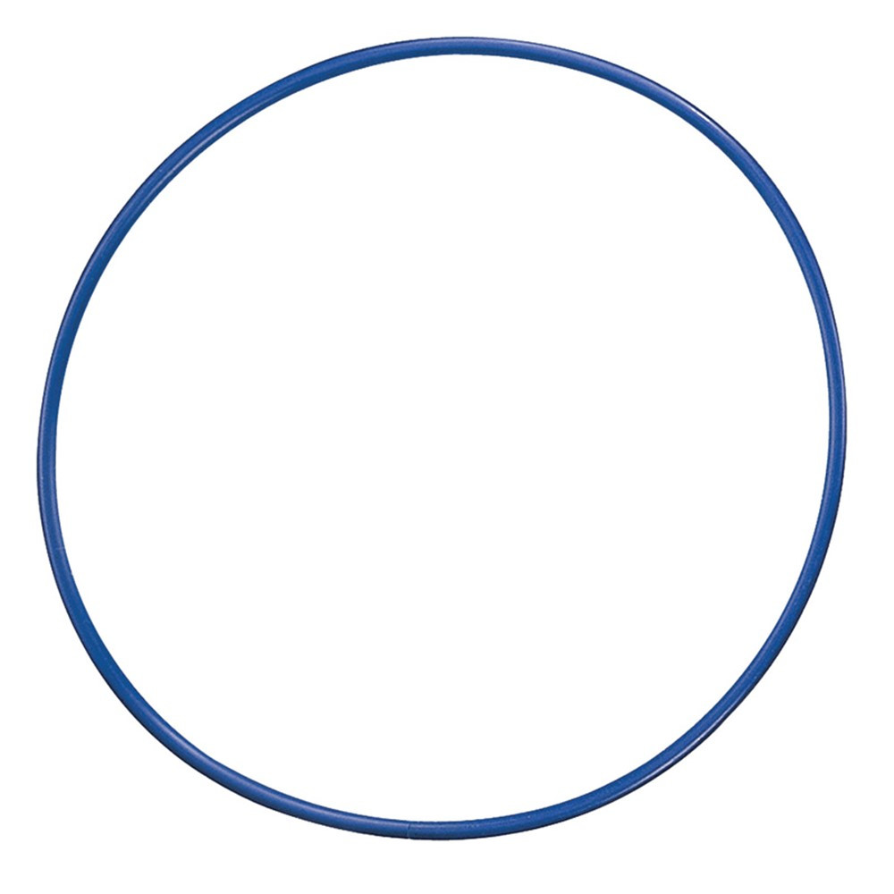 CHSH2 - Plastic Hoops 24In 12/Pk 2 Each Of 6 Colors in Playground Equipment