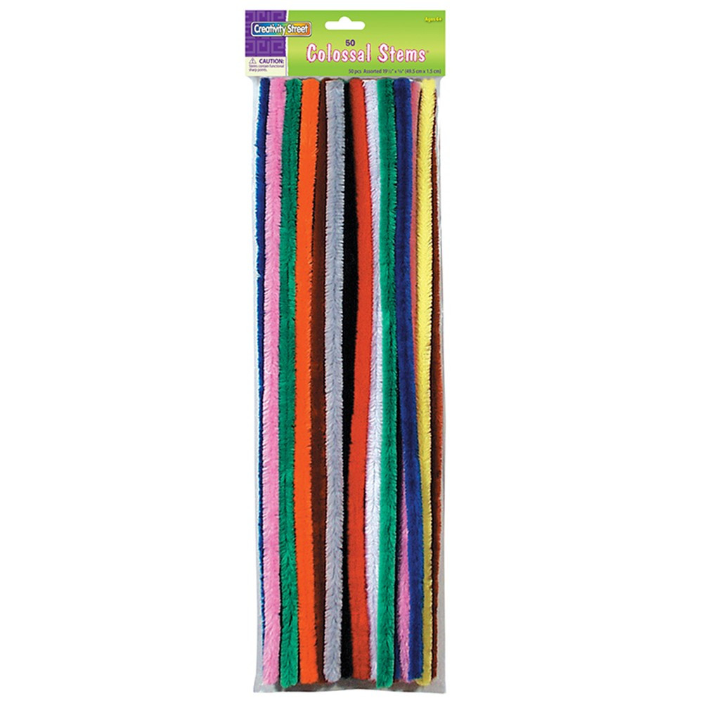 CK-718001 - Colossal Stems Assortments Coloss in Chenille Stems