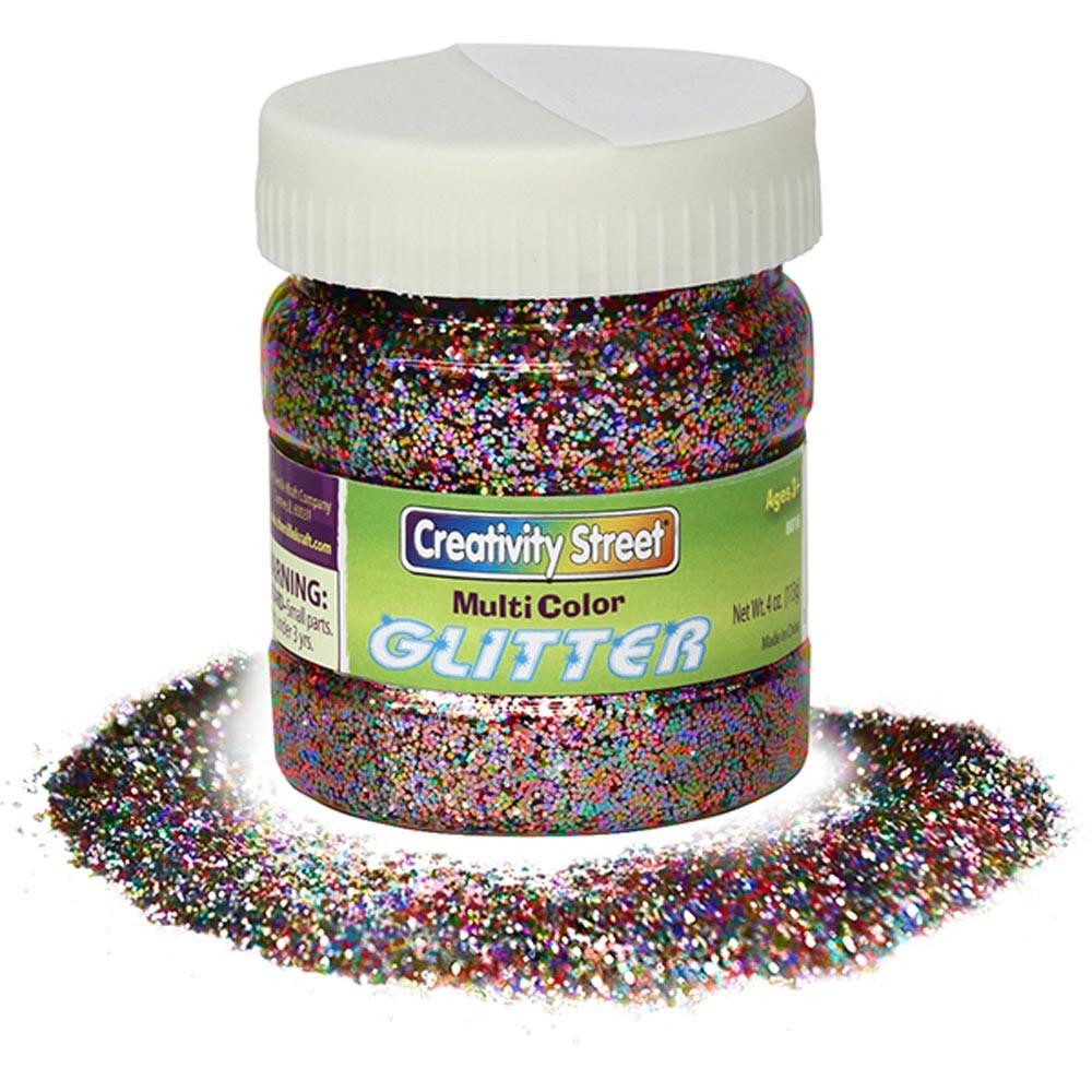 CK-8812 - Glitter 4 Oz. Multi in Glitter