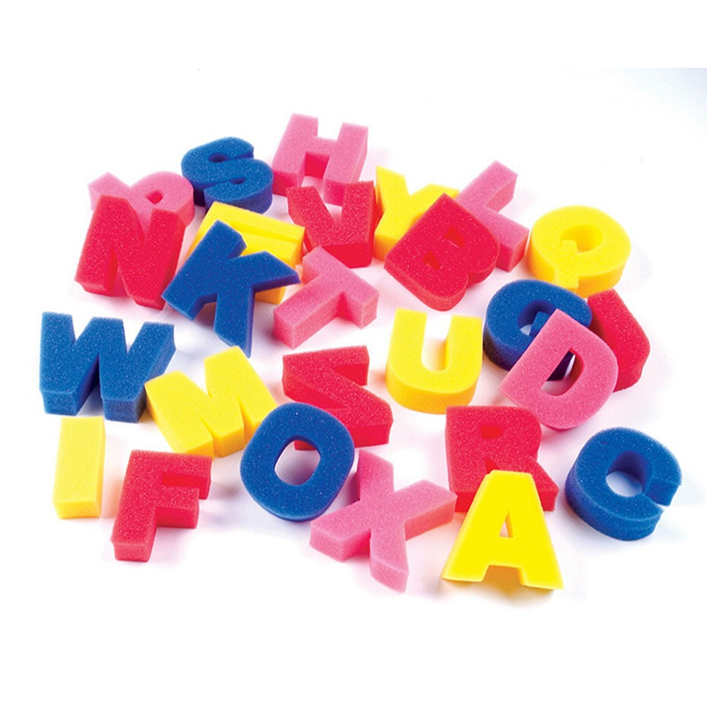 CK-9065 - Sponge Letters in Sponges