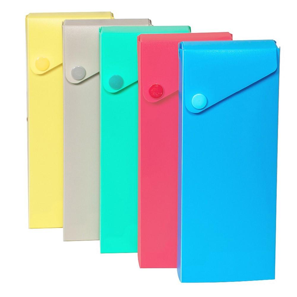 CLI05600 - C Line Biodegradable Slider Pencil Case in Pencils & Accessories