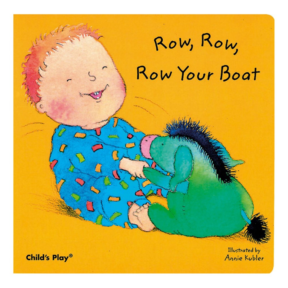 CPY9780859536585 - Row Row Row Your Boat Board Book in Big Books